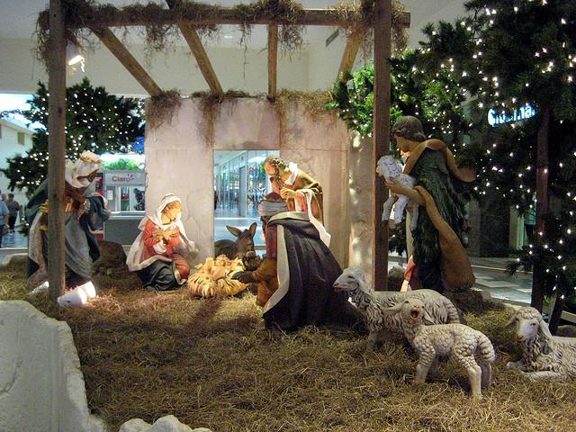 Navidad - Casitas de nacimientos de navidad ...